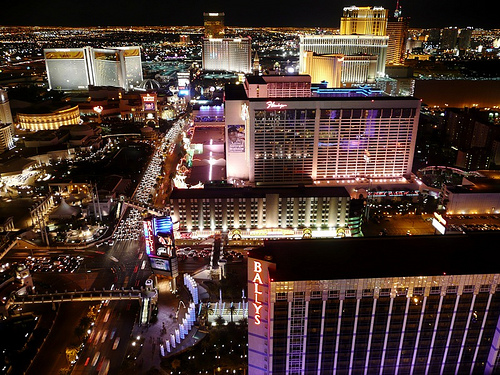 """The Las Vegas Strip,"" CC Flickr photo credit: http2007"