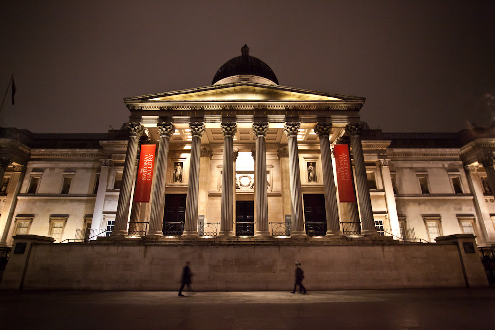 """National Gallery,"" Flickr photo credit: Tom Godber"