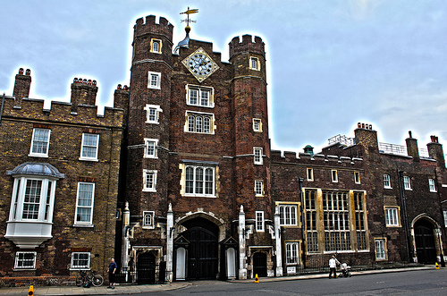 """St James Palace,"" Flickr photo credit: siegertmarc"
