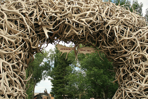 """Antler Arch,"" CC Flickr photo credit: DieselDemon"