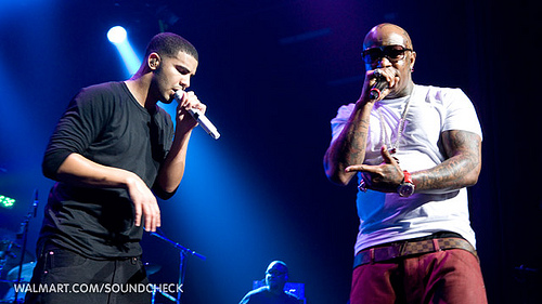 Drake to Perform New Year's Day in Vegas, Flickr: Lunchbox LP