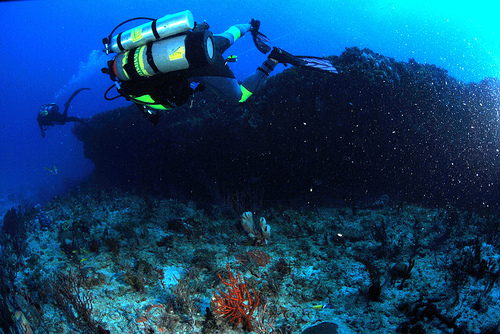 Five Places to Scuba Dive in the Caribbean, Flickr: SteelCityHobbies