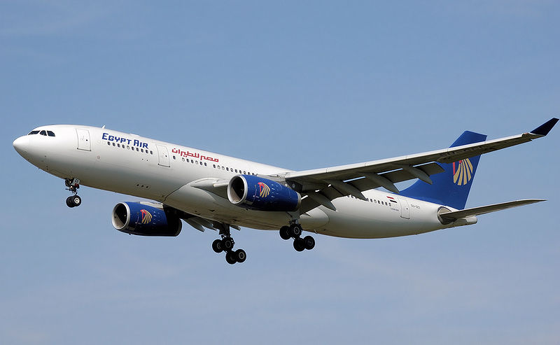 EgyptAir is offering to lease nearly 40 percent of its fleet (Image: Wikimedia)