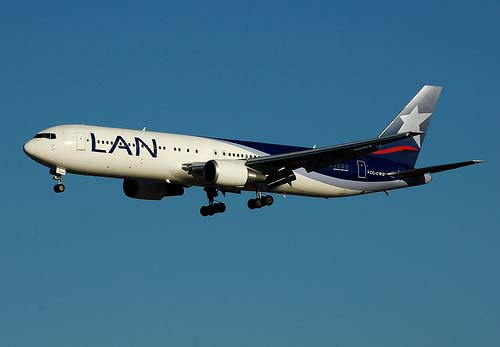 The<br /> planned merger between LAN and TAM airlines has been placed on hold
