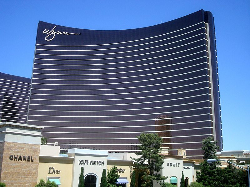 The young Wynn Las Vegas is already undergoing a facelift (Image: Wikimedia)