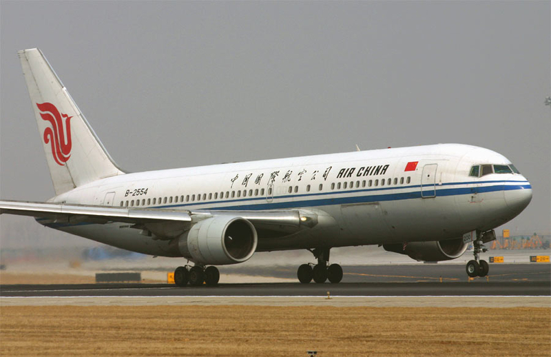 Air China Adds Second Direct Los Angeles-Beijing Flight