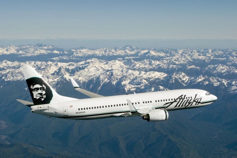 Alaska Airlines Sees Traffic Gains in February