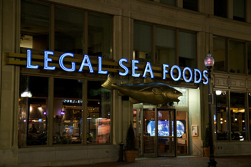 Legal Sea Foods Made the List, IMG Cred: Daveb_