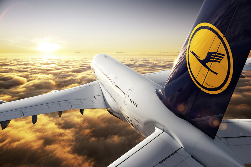 Lufthansa Records Profits in 2010