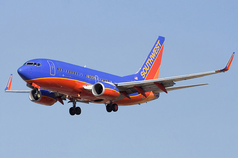 Southwest Airlines begins service out of Newark today (Image:  Wikimedia)