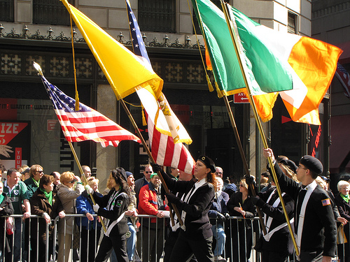 A St. Patrick's Day Parade, Flickr: momentcaptured1