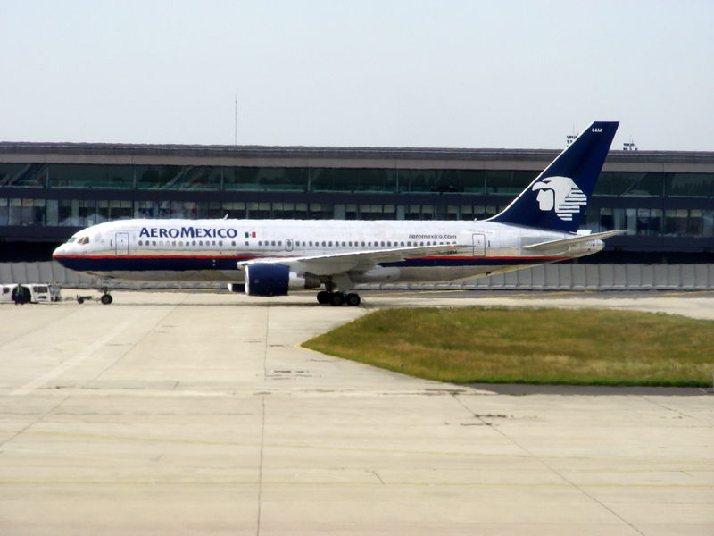 Aeromexico will invest $1.3 billion in new aircraft (Image: Wikimedia)