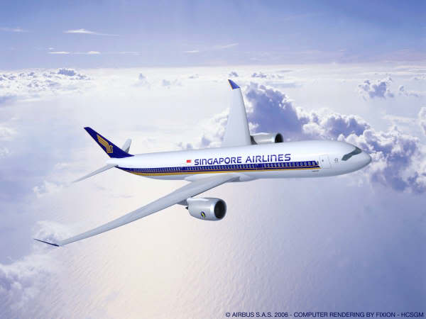 Singapore Airlines Reducing Flights to LA
