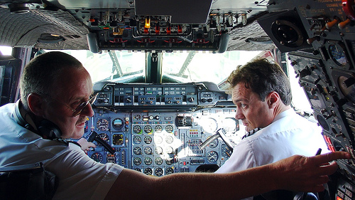 FAA Proposal to Give Airline Pilots Biggest Change in 20 Years, Flickr: markonen