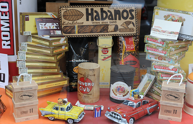 London's Cuban Cigar Walk