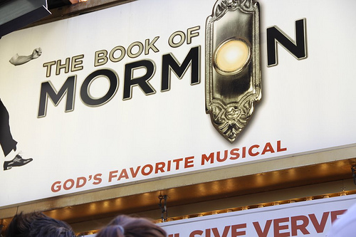 The Book of Mormon (CC Flickr photo credit: Andra-Pierre)
