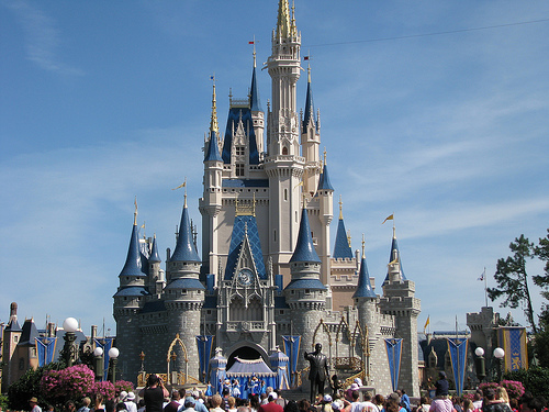 The President will pay a visit to the Magic Kingdom on Thursday (CC Flickr photo credit: Chris Harrison)