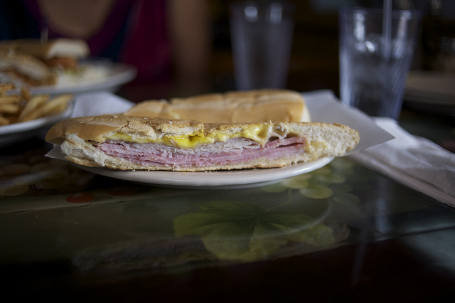 In Search of the Best Cuban Sandwich in Miami? IMG Cred: Chris Osburn