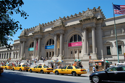 The Metropolitan Museum of Art in New York City (CC Flickr photo credit: mbarrison)