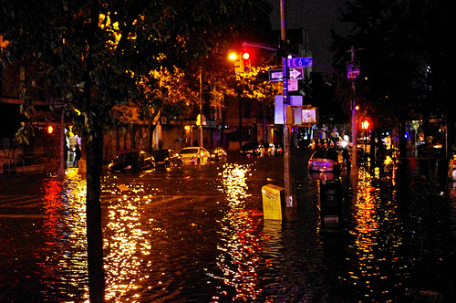 Travel Tip: Things You Can do Post Hurricane Sandy as a Traveler, Flickr: shankbone