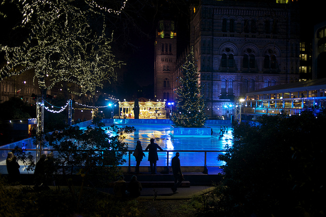 Best Ice Skating Rinks in London, IMG Cred: Chris Osburn