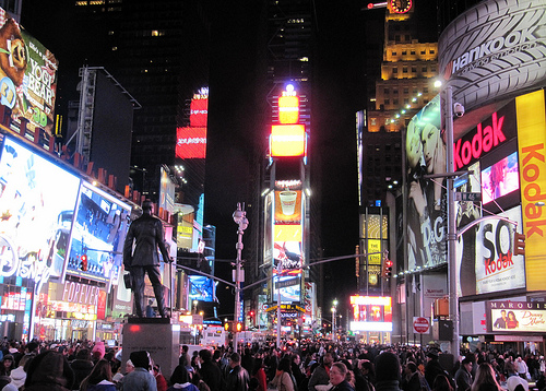 "The ""heart of Times Square"" now has new meaning (CC Flickr photo credit: Gary McCabe)"