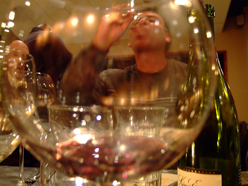 Wine Travel: Learn When the Wine Comes First, Flickr: lowjumpingfrog