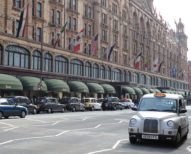 London's Biggest and Best Department Stores, IMG Cred: Chris Osburn