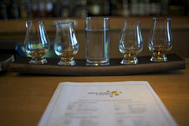 The Scotch Whisky Experience in Edinburgh, IMG Cred: Chris Osburn