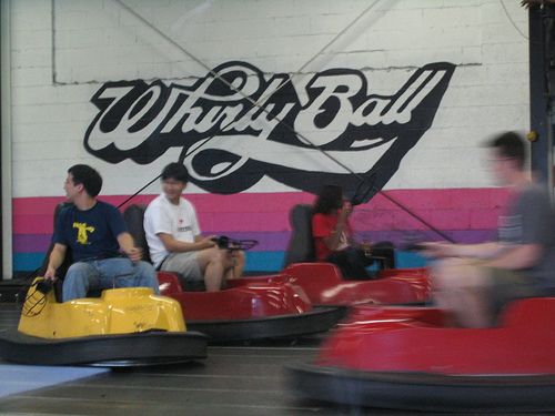Family Travel: Whirly Sports, Laser Games, and Fabulous Food in Orlando, FL, Flickr: dalangalma