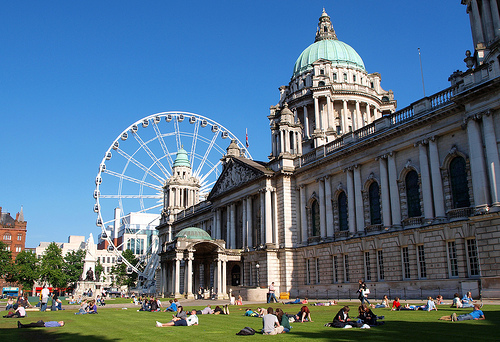Save Time and Money with the Belfast Visitor Pass, Photo: ikermerodio