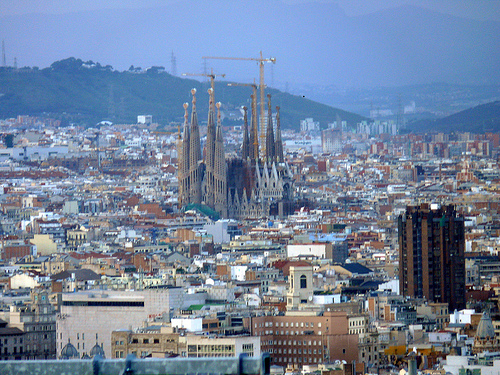 Photographic Tour of Barcelona, Flickr: ceshe79