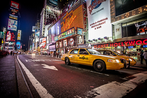 Family Travel: Navigating your kids through NYC, Flickr: kwl