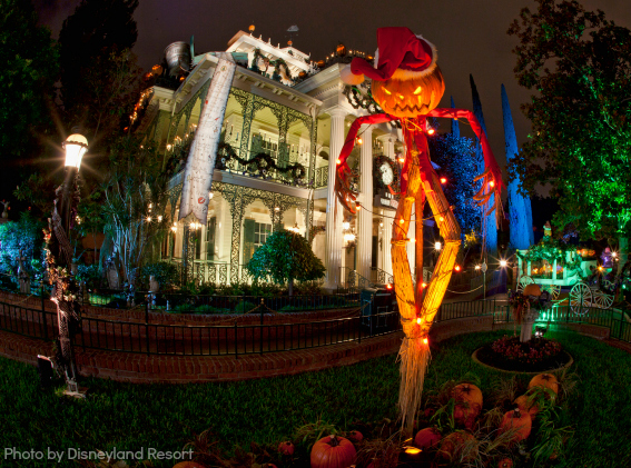 Trick or Treating with Mickey and Pals. Photo credit: Disneyland Resort