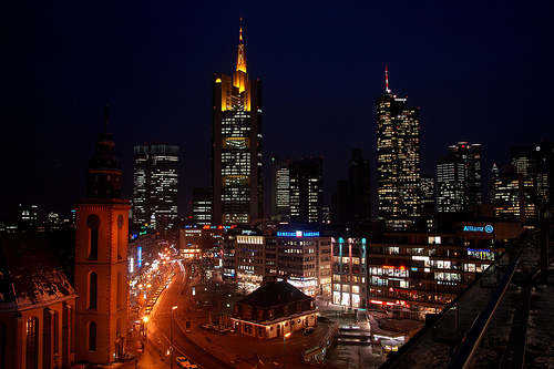 Top 10 Places to Visit in Frankfurt in Any Season. Photo credit: Salomon10