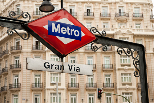 Top 5 Places to Visit in Madrid. Photo credit: ferlomu