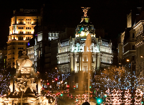 Top 5 Christmassy Things to do in Madrid. Photo credit: Guzmán Lozano