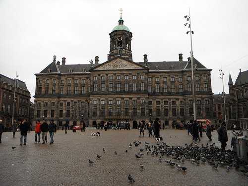 Top 5 Historical Attractions in Amsterdam, Flickr: kmoliver