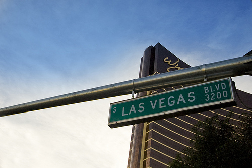 Don't Break the Bank: Top 5 Ways to Save Money in Vegas. Photo Credit: dbrekke