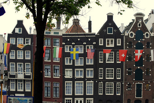 What You Don't Know About Amsterdam. Photo credit: maurobrock