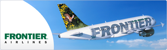 Save on Frontier Airlines Flights