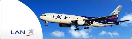 Save on LAN Airlines Flights