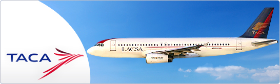 Save on Lacsa Airlines Flights