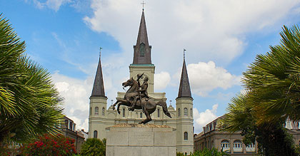 Cheap New Orleans Vacation Packages