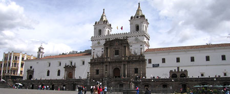 Fly with Aerogal to Featured Destination: Quito