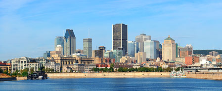 Fly with Canjet Airlines to Featured Destination: Montreal