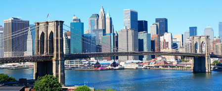 Fly with Continental Airlines to Featured Destination: New York City