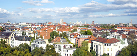 Fly with Condor Airlines to Featured Destination: Munich