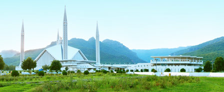 Fly with Airblue to Featured Destination: Islamabad