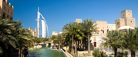 Fly with Emirates Airline to Featured Destination: Dubai